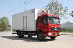 陕汽重卡 德龙L3000 标载版 220马力 6X2 8.7米冷藏车(SX5250XLCLA9)