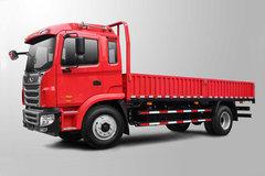 江淮 格尔发A5中卡 200马力 4X2 6.8米排半栏板载货车(HFC1181P3K2A50S3V) 卡车图片