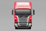 江淮 格尔发A5中卡 200马力 4X2 6.8米厢式载货车(HFC5181XXYP3K2A50S3V)