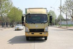 陕汽商用车 轩德X9 141马力 4X2 4.05米冷藏车(SX5040XLCGP5)