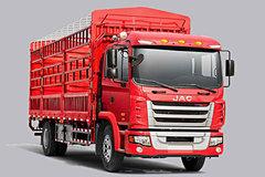 江淮 格尔发K3L中卡 160马力 4X2 6.77米仓栅式载货车(HFC5161CCYP3K1A53S2V) 卡车图片