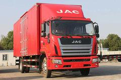 江淮 格尔发K5L中卡 190马力 4X2 9.61米厢式载货车(HFC5181XXYP3K2A70S5V)图片