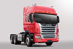 江淮 格尔发A5W重卡 轻量化版 460马力 6X4牵引车(HFC4251P1K7E33S3HV) 卡车图片