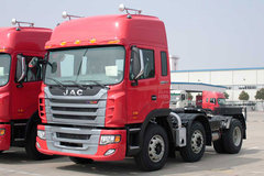 江淮 格尔发K3W重卡 轻量化版 350马力 6X2牵引车(高顶)(HFC4251P1K5D26S3V) 卡车图片