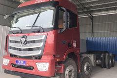 福田 欧曼EST 360马力 8X4 9.53米载货车(BJ1319VNPKJ-AA) 卡车图片