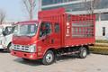福田 时代H3 129马力 3.8米排半仓栅式轻卡(BJ5043CCY-GN)图片