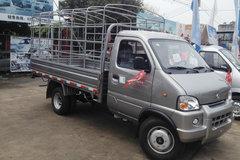 现代商用车(原四川现代) 瑞宝 1.3L 87马力 汽油 3.1米单排仓栅式微卡(CNJ5030CCYRD30SV) 卡车图片