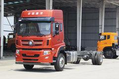 重汽王牌 W5B-H重卡 280马力 4X2 9.725米厢式载货车(法士特)(CDW5180XXYA1N5) 卡车图片