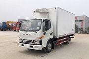 江淮 骏铃V5 120马力 4X2 冷藏车(HFC5041XLCP93K1C2V)