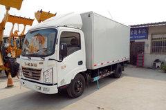唐骏欧铃 K1系列 110马力 3.7米单排厢式轻卡(ZB5041XXYKDD6V) 卡车图片