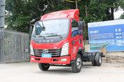 四川现代 致道300M 129马力 4.18米单排厢式轻卡底盘(CNJ5041XXYZDB33V)