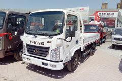 唐骏欧铃 K1系列 110马力 3.7米单排栏板轻卡(ZB1041KDD6V) 卡车图片