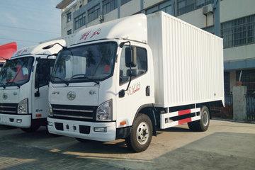 解放 虎VH 140马力 3.85米单排售货车(CA5045XSHP40K17L1E5A84)