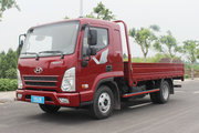 现代商用车(原四川现代) 盛图H1 129马力 3.82米排半栏板轻卡(CHM1042GDC33V)