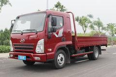四川现代 盛图H1 129马力 3.82米排半栏板轻卡(CHM1042GDC33V) 卡车图片