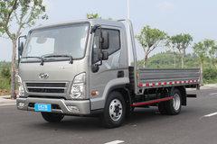 四川现代 盛图H1 129马力 4.2米单排栏板轻卡(CHM1041GDC33V) 卡车图片