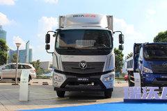 福田 瑞沃ES5 220马力 4X2 9.8米厢式载货车(BJ5185XXY-FD)图片
