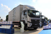 福田 瑞沃ES5 185马力 4X2 7.8米厢式载货车(BJ5185XXY-FE)