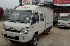 江淮 康铃X3 61马力 汽油 2.5米双排厢式微卡(HFC5030XXYRW6E1B7DV) 卡车图片