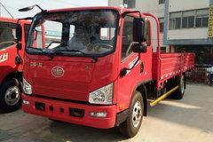 解放 J6F 150马力 5.4米排半栏板轻卡(CA1105P40K2L4E5A84) 卡车图片
