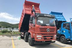 大运 风景中卡 180马力 6X2 4.8米自卸车(DYQ3252D5CB) 卡车图片