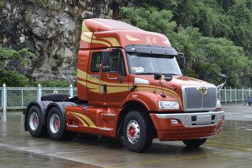 一汽柳特 安捷(L5R)重卡 460马力 6X4长头牵引车(CA4255K2E5R5T1A92)