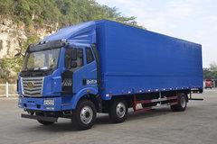 一汽柳特 金陆中卡 180马力 4X2 6.8米厢式载货车(LZT5160XXYPK2E5L3A95) 卡车图片