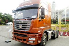 联合卡车 E420重卡 420马力 6X4牵引车(QCC4252D654-4) 卡车图片