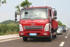 四川现代 盛图H5 141马力 4.2米单排栏板轻卡(CHM1043GDC33V) 卡车图片