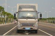 现代商用车 盛图 129马力 3.82米排半厢式轻卡(CHM5042XXYGDC33V)