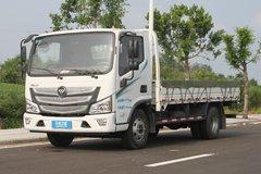 福田 欧马可S3系 143马力 4.18米单排栏板轻卡(京五)(BJ1048V9JEA-FE) 卡车图片