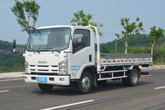 庆铃 五十铃K600 190马力 5米单排栏板轻卡(QL1100A8KA) 卡车图片
