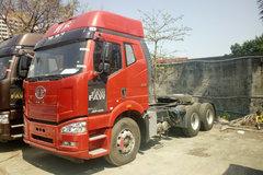 一汽解放 J6P重卡 质惠版 420马力 6X4牵引车(CA4250P66K24T1E5) 卡车图片
