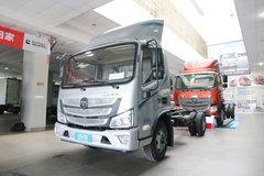 福田 欧马可S3系 超能版 150马力 4.2米单排厢式轻卡底盘(BJ5048XXY-FC)