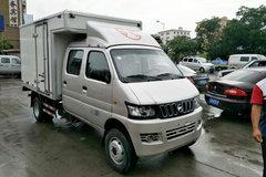 凯马 K22 87马力 2.62米双排厢式微卡(KMC5035XXYQ32S5) 卡车图片