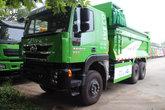 上汽红岩 杰狮重卡 450马力 6X4 6.2米自卸车(CQ3256HXVG424L)