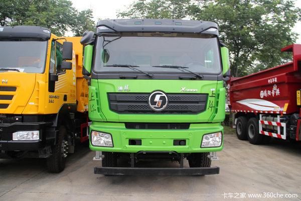 德龙X3000430马力6.2米自卸车特价销售