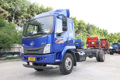 东风柳汽 乘龙L3 160马力 4X2 7.7米厢式载货车底盘(LZ5161XXYM3AB) 卡车图片