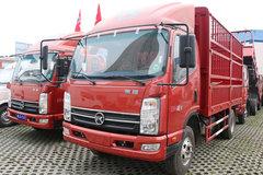凯马 凯捷 110马力 4.2米单排仓栅式轻卡(KMC5042CCYA33D5) 卡车图片