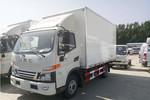 江淮 骏铃V6 156马力 4X2 4米冷藏车(HFC5043XLCV3Z)图片