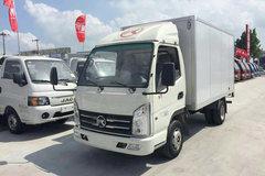 凯马 金运卡 87马力 3.51米单排厢式轻卡(KMC5036XXYQ26D5) 卡车图片