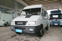 南京依维柯 2017款 新得意 V35  129马力 2.8T封闭货车