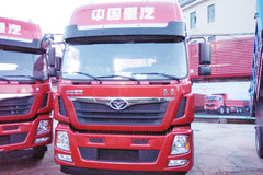 中国重汽 豪曼H5重卡 340马力 8X4 9.6米仓栅式载货车(ZZ5318CCYM60EB0) 卡车图片