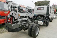重汽王牌 7系 143马力 4.16米单排仓栅式轻卡底盘(CDW5040CCYHA1R5)