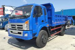 四川现代 新鸿运 140马力 4X2 4.5米自卸车(CNJ3180GPA38V) 卡车图片