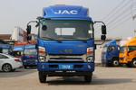 江淮 新帅铃H330 120马力 4.12米单排厢式轻卡(HFC5043XXYP71K5C2V)图片