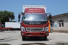 福田 奥铃CTX 143马力 4.165米单排厢式售货车(BJ5049XSH-AC)图片