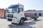 东风商用车 天龙重卡 270马力 4X2 9.6米厢式载货车底盘(DFH5180XXYAX1)
