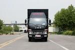 江淮 骏铃V3 快递版 109马力 3.82米排半厢式轻卡(HFC5041XXYP93K4C2V)图片