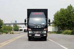 江淮 骏铃V3 120马力 4.15米单排厢式轻卡(HFC5041XXYP93K1C2V-1)图片